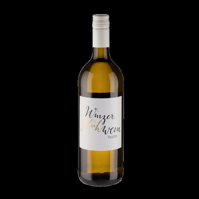 Weißer Winzerglühwein Weinfreunde